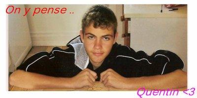Quentin tu� � 15 ans sur la route de la Plaine sur Mer (44) . .