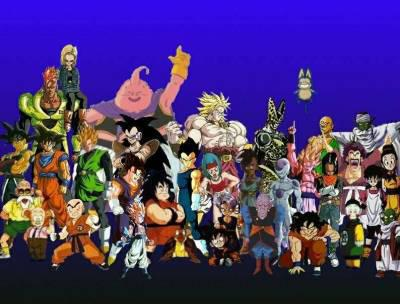 Personnage dbz l 39 univers de dragon ball z - Tout les image de dragon ball z ...
