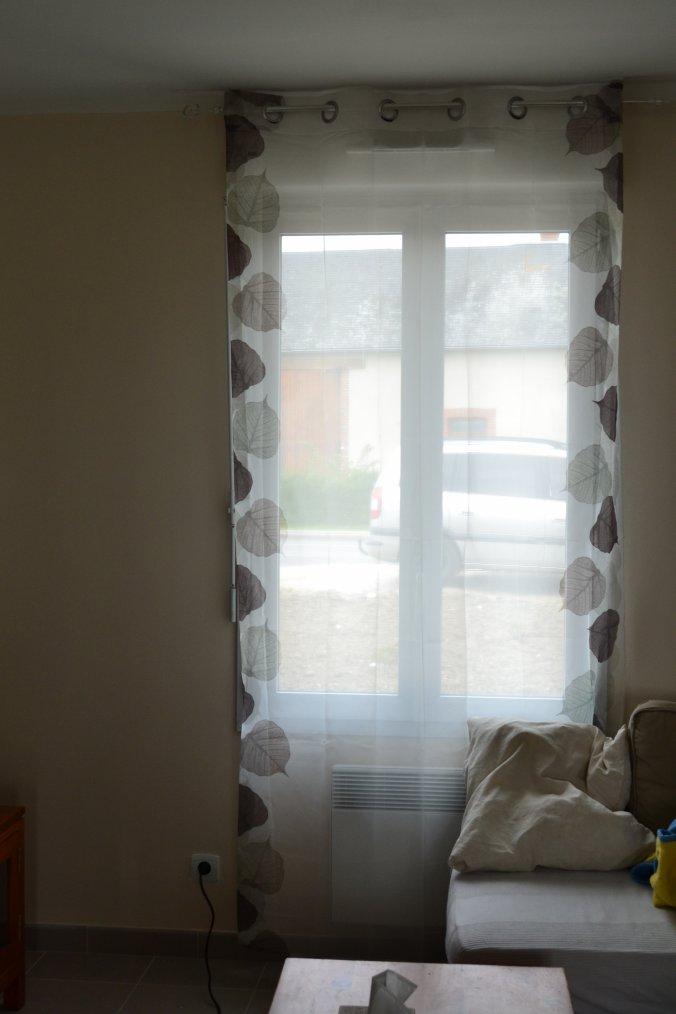 mes voilages salon sam et cuisine les personnes cher a mon coeur. Black Bedroom Furniture Sets. Home Design Ideas