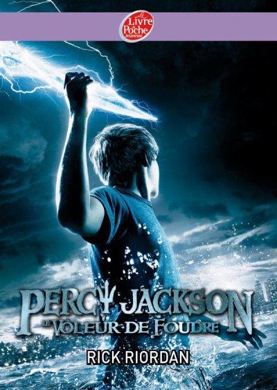 Une nouvelle qui m'intéresse Percy Jackson, tome 1, le