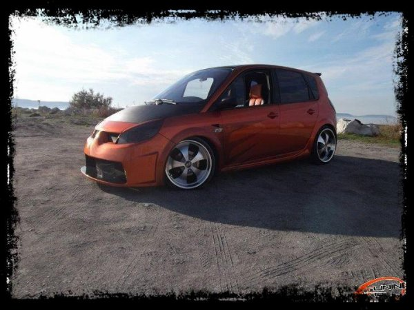 scenic 2 tuning tuning renault scenic ii images 2004 renault scenic ii 2 0t related infomation. Black Bedroom Furniture Sets. Home Design Ideas