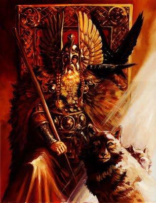 Odin blog de viking mythologie - Dieu nordique 4 lettres ...