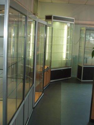 vitrine aluminium alu deco raiss. Black Bedroom Furniture Sets. Home Design Ideas