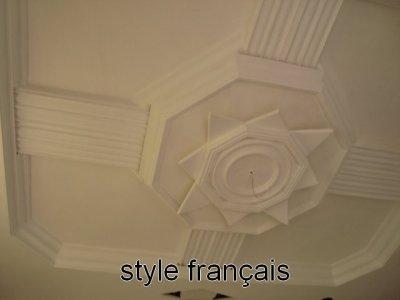 Blog de decoration platre blog de decoration platre for Decoration platre style francais