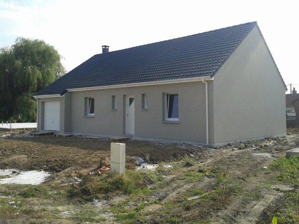 enduit de facade gris enduit facade gris clair maison. Black Bedroom Furniture Sets. Home Design Ideas
