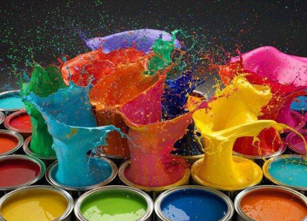 La vie en couleurs les enfants de la terre children - Couleurs chaudes en peinture ...