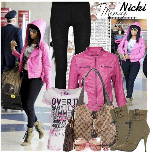Celebrity Style Nicki Minaj Blog De Dress Lik3 A Star