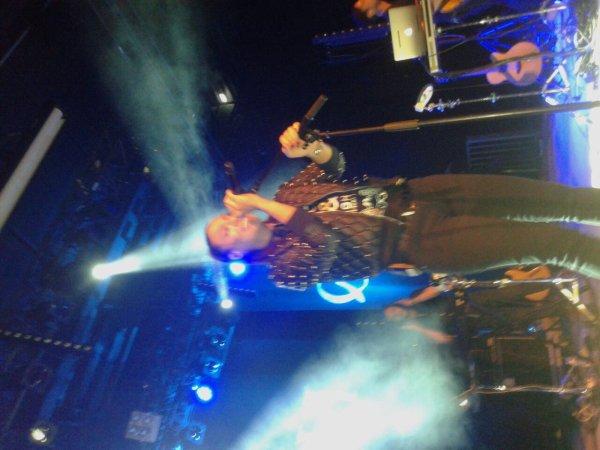 Concert de Zaho � Ensu�s - La - Redonne