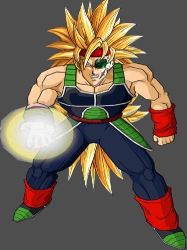 Bardock Super Saiyan 3 Dragon Ball Z Et Af