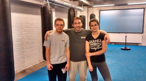 American Gym d'Ixelles , jeudi 28 ao�t 2014