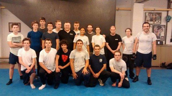 American Gym d'Ixelles , jeudi 11 septembre 2014