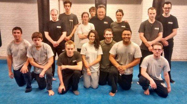 American Gym d'Ixelles , jeudi 16 octobre 2014 de 18h30 � 20h00