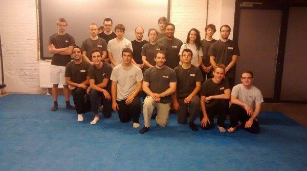 American Gym d'Ixelles , mardi  21 octobre 2014 de 18h30 � 20h00