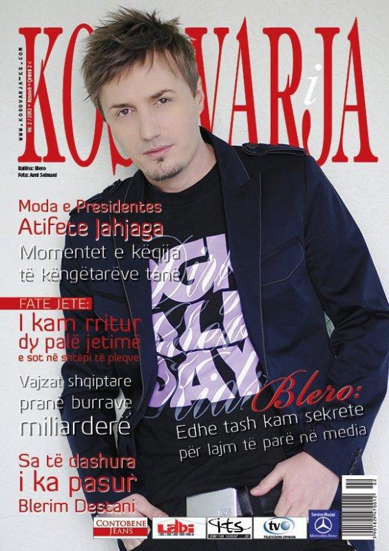 Blero - Revista ''KOSOVARJA'' - 2012