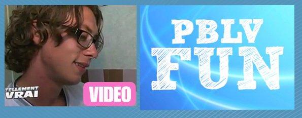 D�couvrez Luc, fan (un peu flippant) de Plus Belle La Vie (VIDEO)