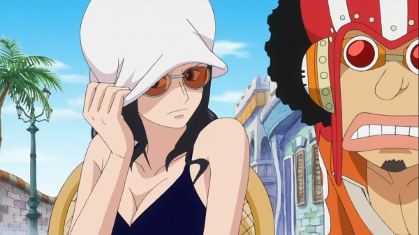 What S The Name For Nico Robin S Hat In Dressrosa Onepiece