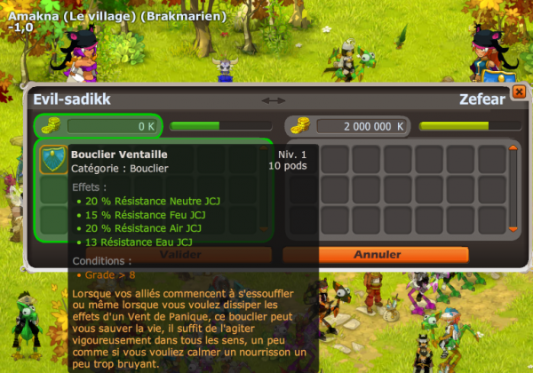 Build Osa Dofus