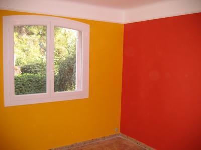 Déco : Chambre Orange Et Jaune 27 ~ Pau, Deco Chambre Orange Et ...