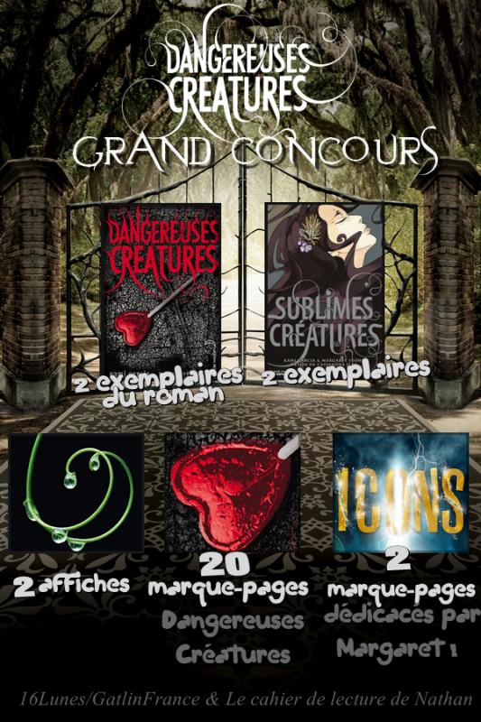 ■ [ Dangereuses Créatures ]  Concours