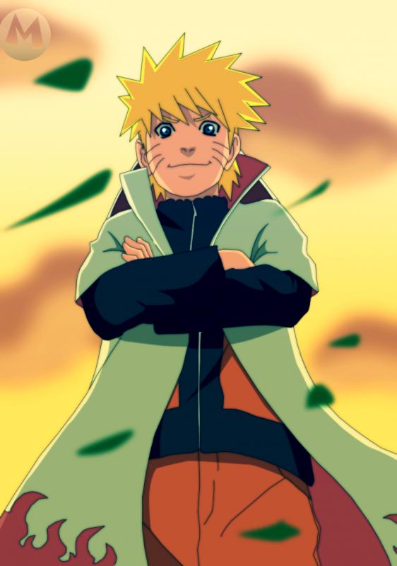 Naruto akkipuden fake naruto 8eme hokage naruto - Naruto akkipuden ...