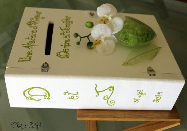 Articles de crapahut tagg s urne mariage originale vent du soir - Urne mariage originale ...
