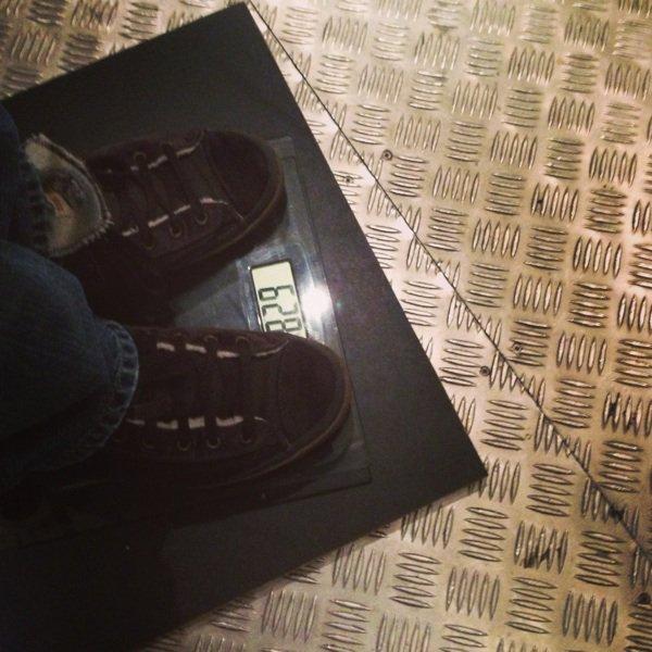 Le poids parfait , celui de Difool
