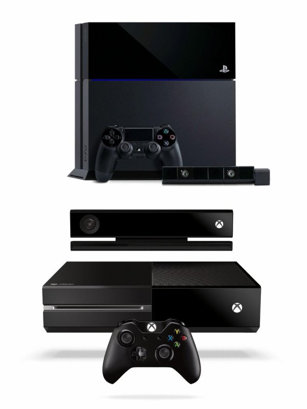 Xbox One Vs Playstation