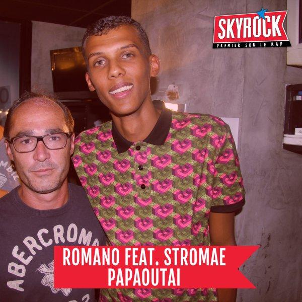 Stromae avec toute l'�quipe