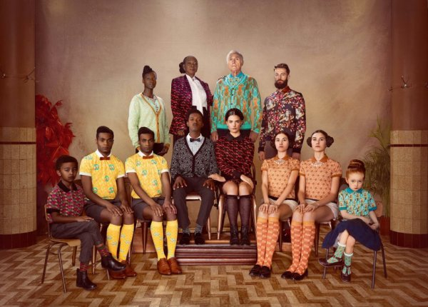 Voici la Collection de V�tements de Stromae !