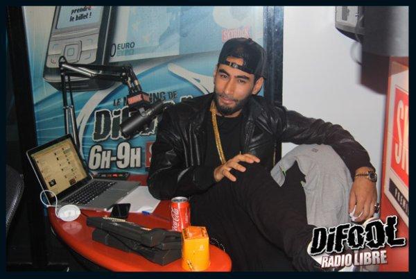 Les photos de la Team Bs dans la Radio Libre de Difool