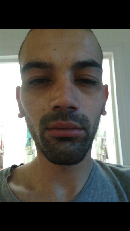 Les yeux de Karim !!!!