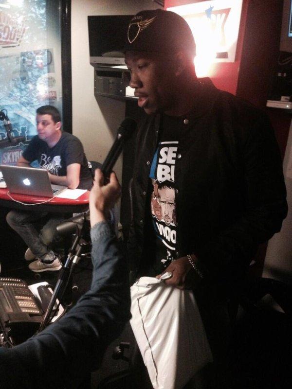 Mokob� dans la Radio Libre de Difool !