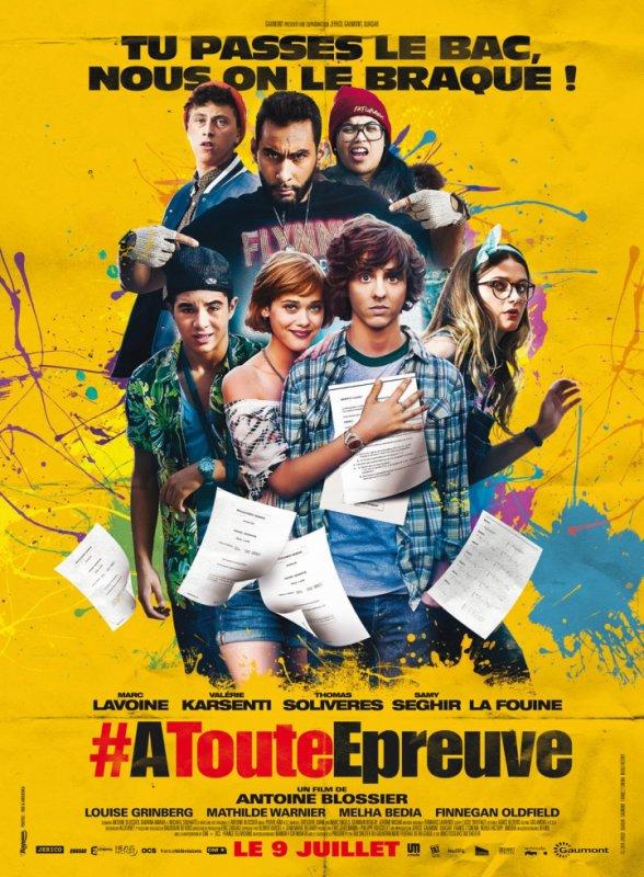 """Lundi on recevra La Fouine dans la Radio Libre ! Le film """" A Toute �preuve """" sort le 9 juillet avec Skyrock !"""
