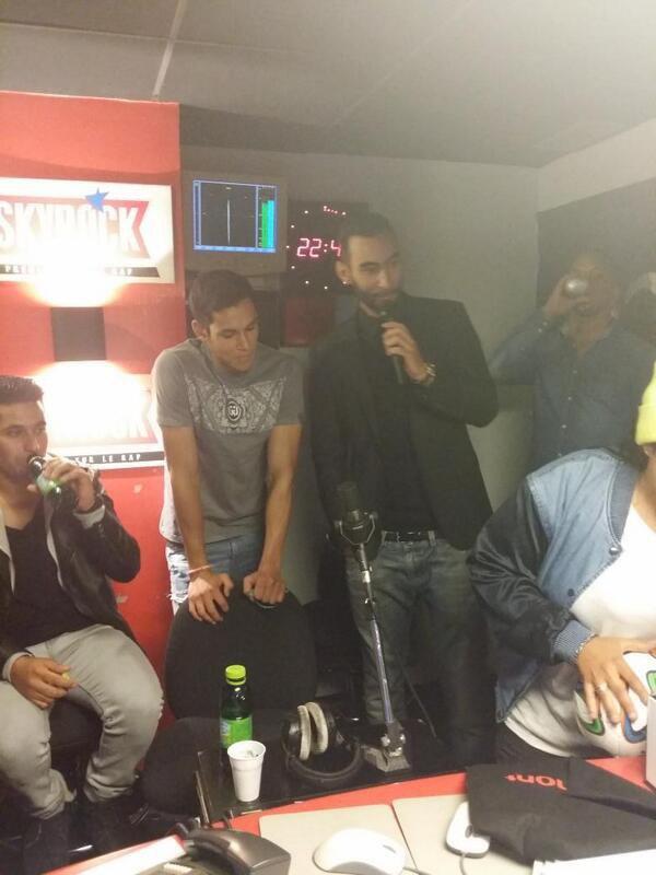 #LaFouineSurSkyrock en ce moment dans la Radio Libre !