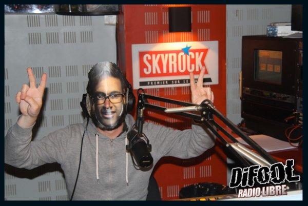 RomanoNeymar dans la Radio Libre !