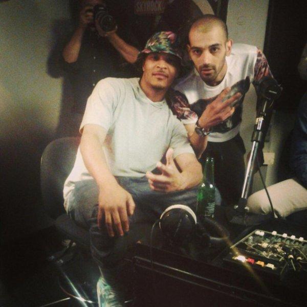 #TISurSkyrock avec Karim dans La Radio Libre