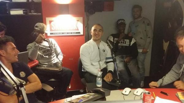 Maska x Black M x Docteur B�rize  en ce moment dans la #RadioLibreDeDifool