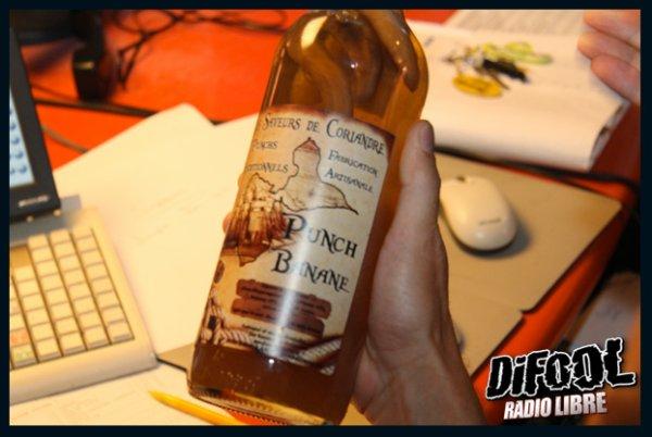 Le petit cadeau de Pierre Bellanger : A boire avec mod�ration !