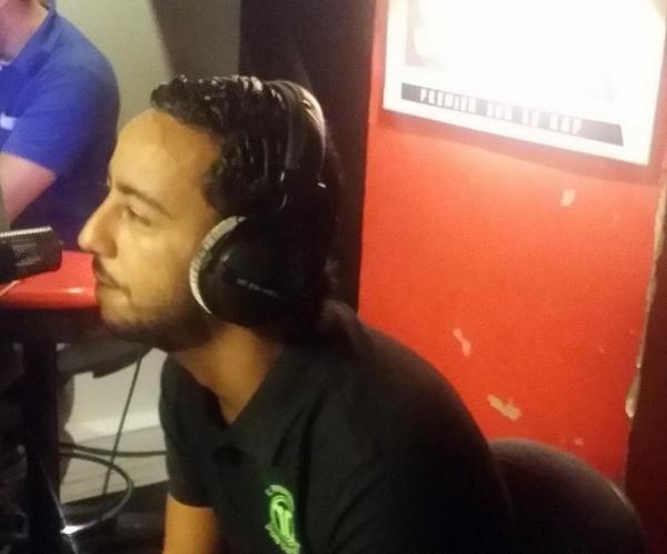 Lacrim est avec nous dans la Radio Libre de Difool ce soir !