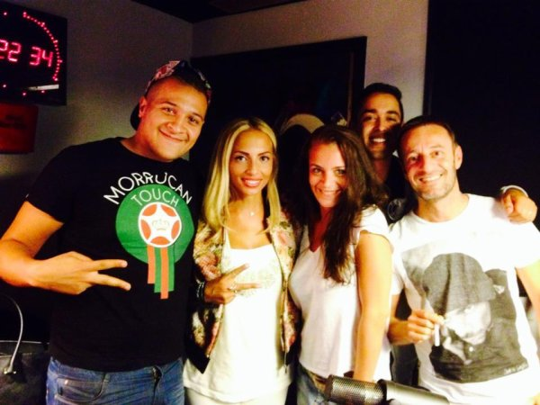 DJ Hamida x Kayna Samet x Marie x L'Artiste x Difool ! C'�tait ce soir dans la Radio Libre !