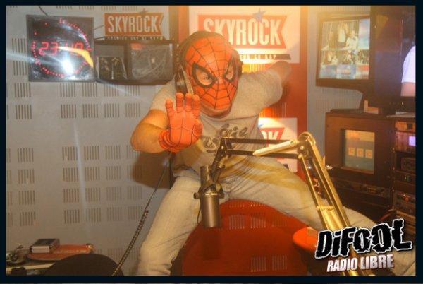 Romano est le nouveau Spider Man !