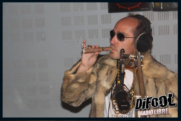 "Pr�paration du clip ""Gigogigogigoter"" dans la Radio Libre !"