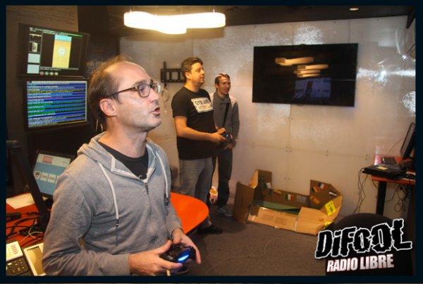 Test du jeu Drive Club dans la Radio Libre !
