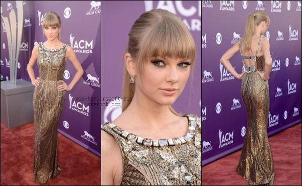 Taylor au ACMA