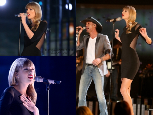 "(08/04) Photos de l'enregistrement de la sp�ciale ""Nuit Tim McGraw Superstar �t�"""