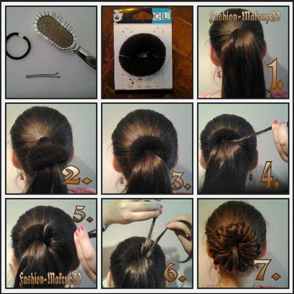 belle coiffure facile faire pour cheveux long site pour. Black Bedroom Furniture Sets. Home Design Ideas