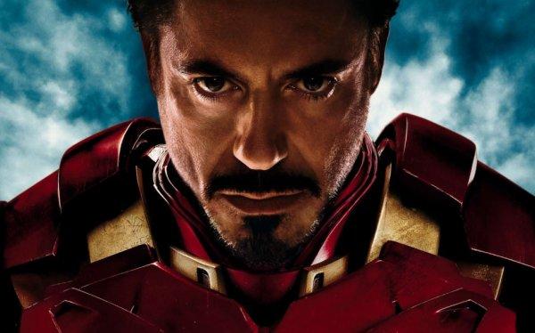 "Iron Man ""Tony Stark"""