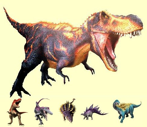 The gallery for -->... Ampelosaurus Dinosaur King