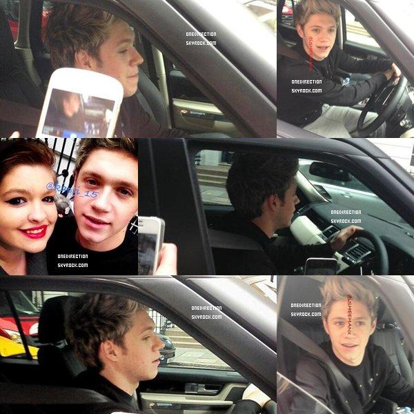 Niall sans son appareil