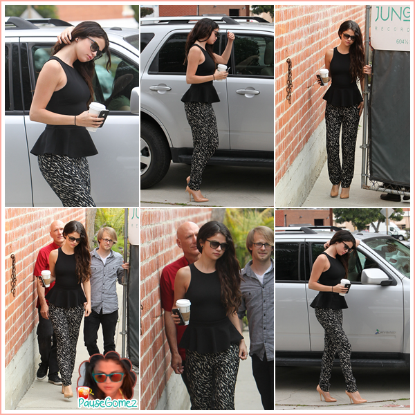 Post� le 09 mars 2013 : Candids & Photoshoots ♥